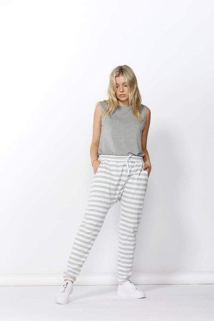 Saxon sweat pant  Betty Basics - shop online NZ Denim Den