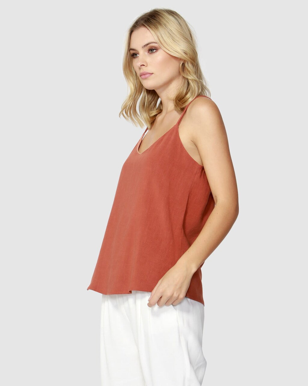 Summer lovin' Cami Top  Sass - shop online NZ Denim Den