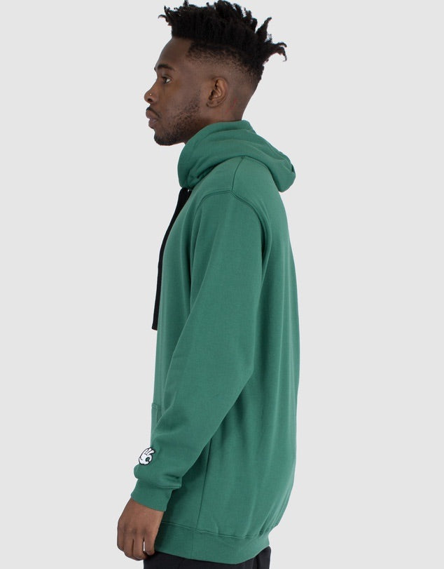 Radar hood sweat forest  WNDRR - shop online NZ Denim Den