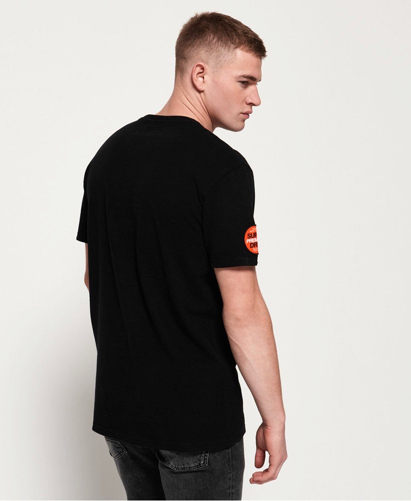 Reactive classic box fit tee