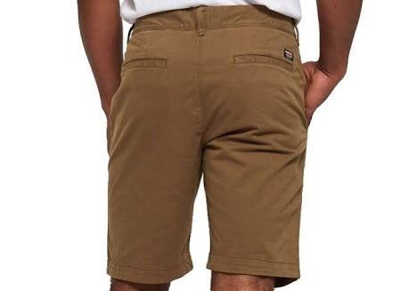 International slim chino lite short