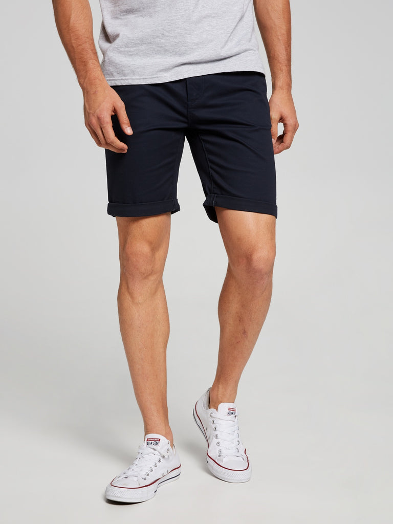 Chino short navy  Riders - shop online NZ Denim Den