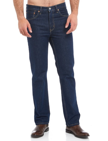 516 straight jean Rinse  Levis - shop online NZ Denim Den