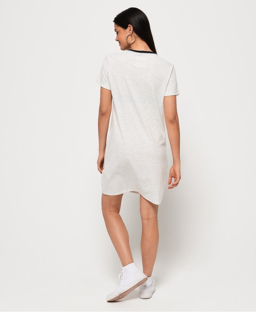 Sanita ringer T-Shirt dress