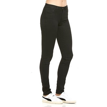 Bumster super skinny black jean  Riders - shop online NZ Denim Den