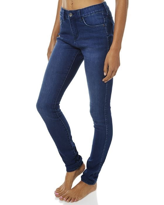 Bumster skinny blue affair jean  Riders - shop online NZ Denim Den