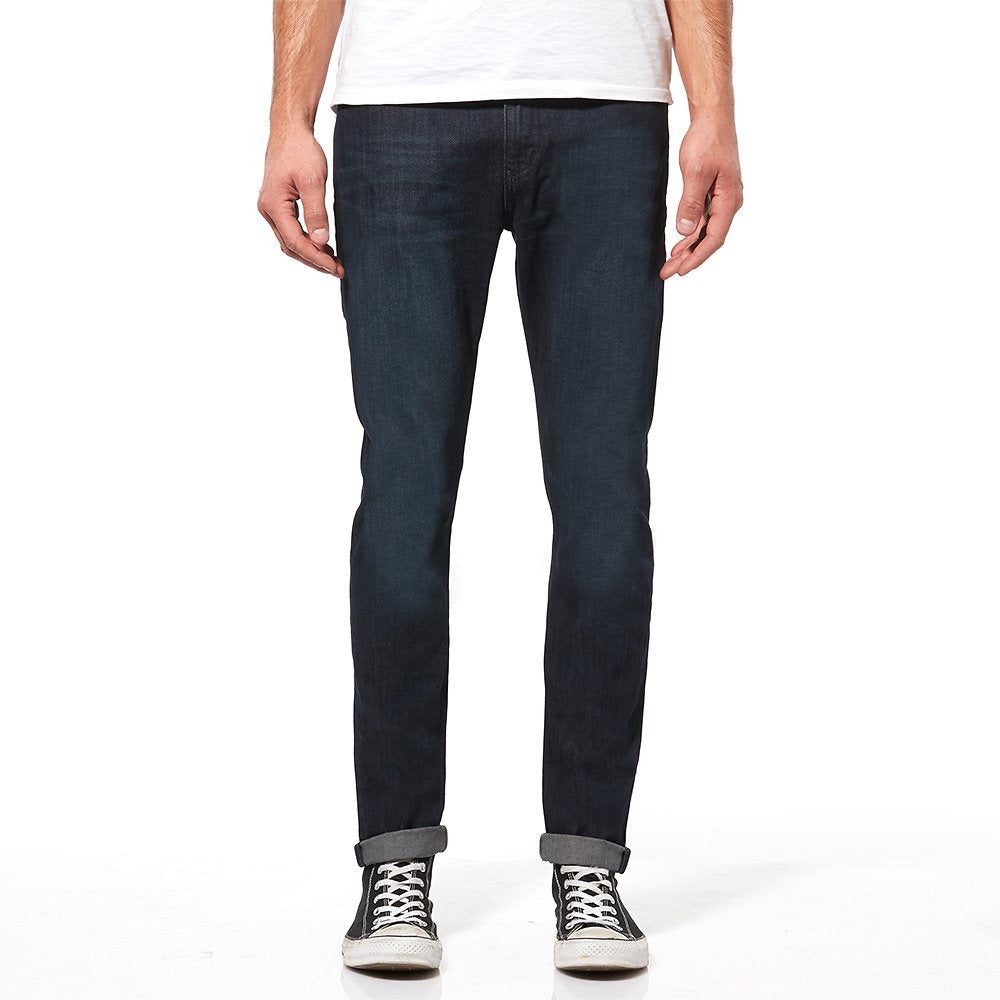 R3 straight slim jean Berlin blue  Riders - shop online NZ Denim Den