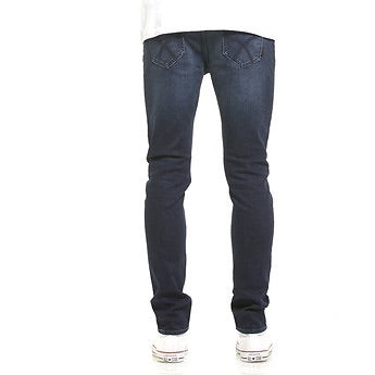 R2 slim and Narrow jean trunk blue  Riders - shop online NZ Denim Den