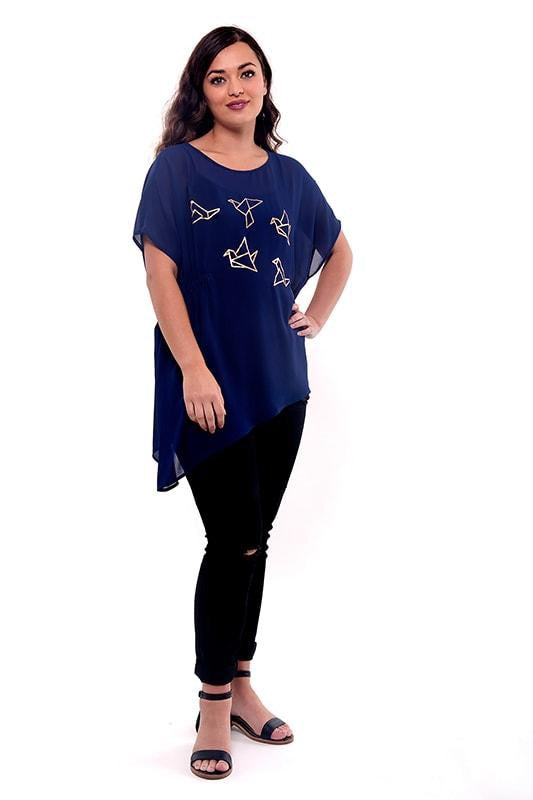 Posey top  Seduce - shop online NZ Denim Den