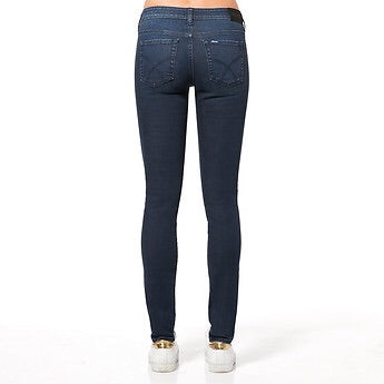 Bumster skinny Florence blue jean  Riders - shop online NZ Denim Den