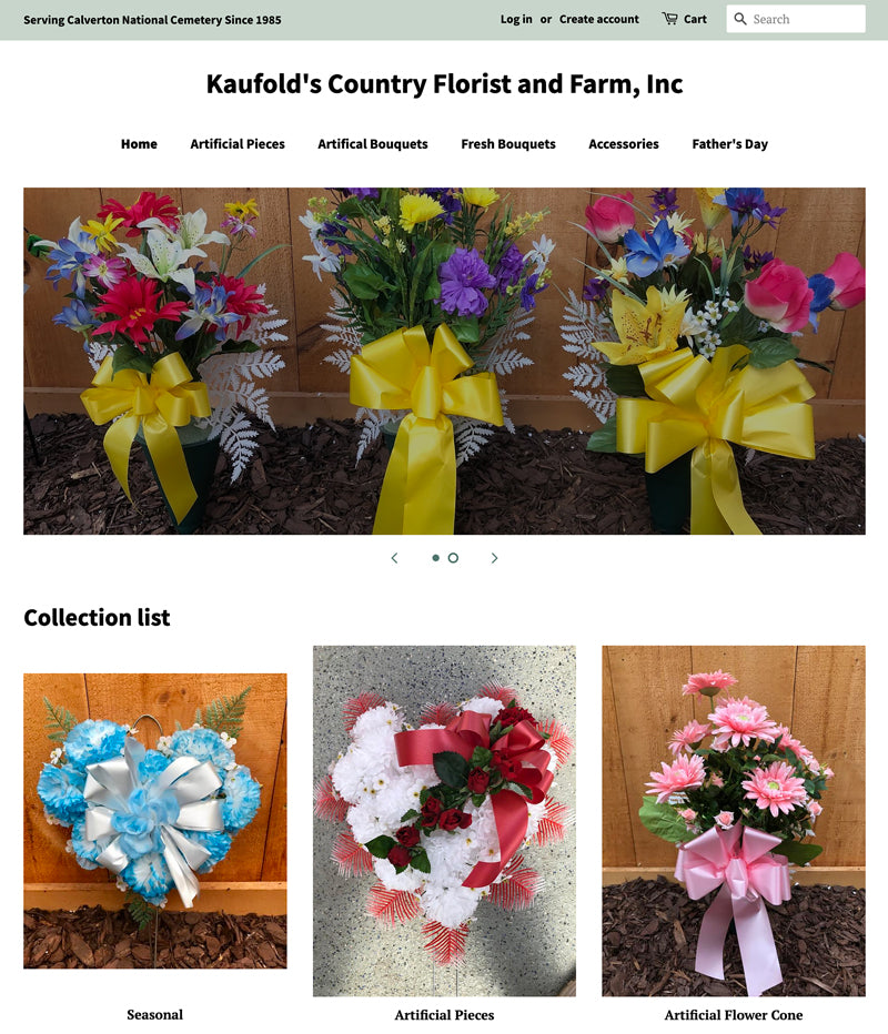 Kaufold's Country Florist and Farm, Inc