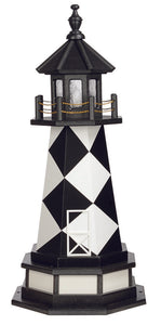 Amish Crafted 3 ft. Cape Lookout, North Carolina (shown with optional base)