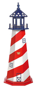 Amish Crafted 5 ft. Patriotic Cape Hatteras