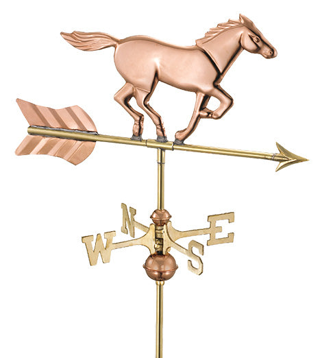 Amish Crafted Shed Series Weathervanes-Horse