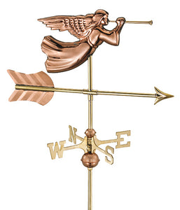 Amish Crafted Shed Series Weathervanes-Angel