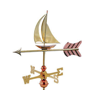 Amish Crafted Shed Series Weathervanes-Sailboat