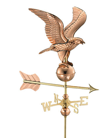 Amish Crafted Shed Series Weathervanes-Eagle