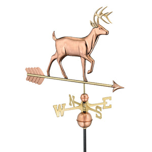 Amish Crafted North Fork/Hampton Series Weathervanes-Buck