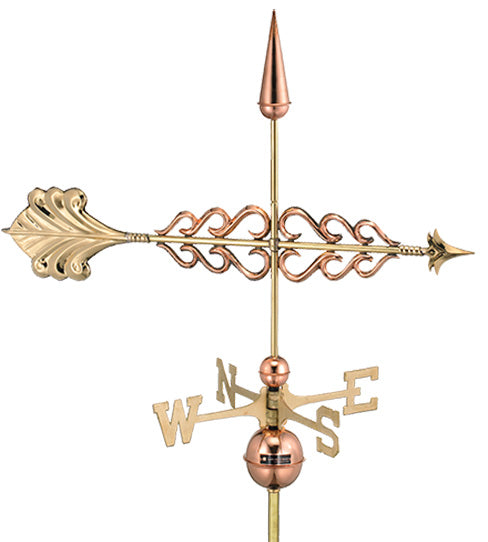 Amish Crafted North Fork/Hampton Series Weathervanes - Arrow 954P