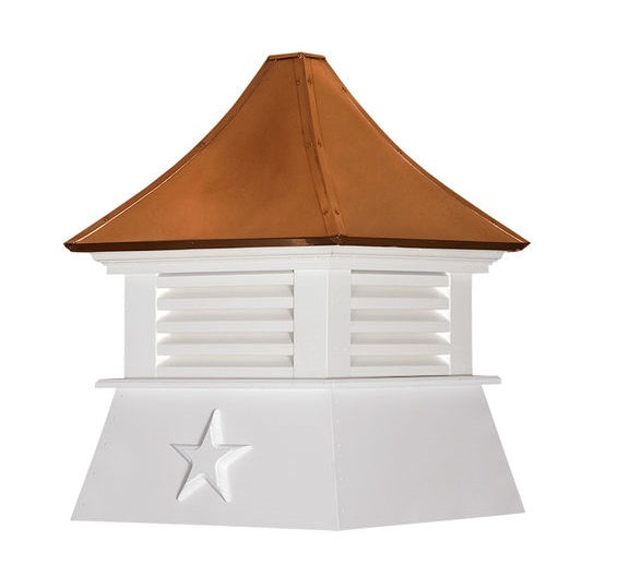 Amish Crafted Cottage Series Cupolas-Bar Harbor
