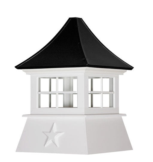 Amish Crafted Cottage Series Cupolas - Bridgeport