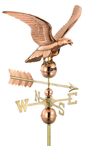 Amish Crafted North Fork/Hampton Series Weathervanes - Eagle