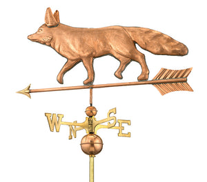 Amish Crafted North Fork/Hampton Series Weathervanes - Fox