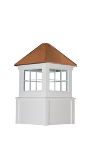 Amish Crafted Hampton Series Cupolas-Franklin