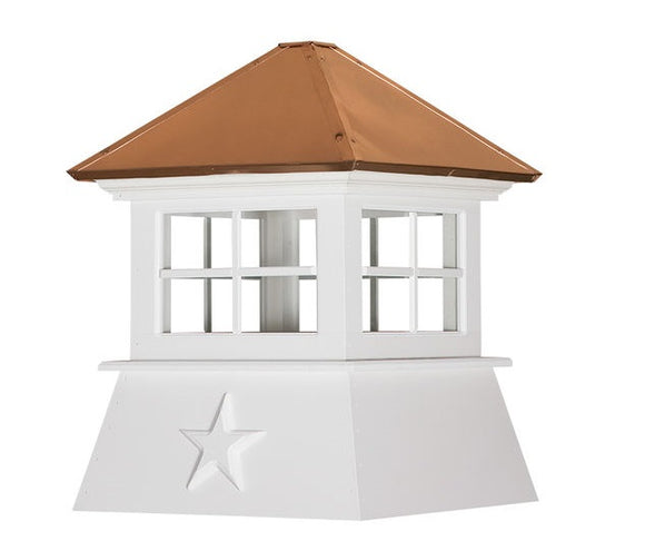 Amish Crafted Cottage Series Cupolas - Greenwich