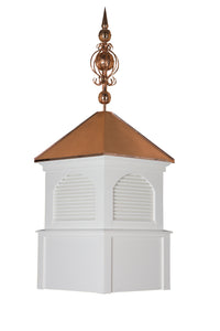 Amish Crafted Hampton Series Cupolas-Hamilton