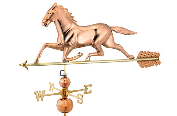 Amish Crafted North Fork/Hampton Series Weathervanes - Horse 958P