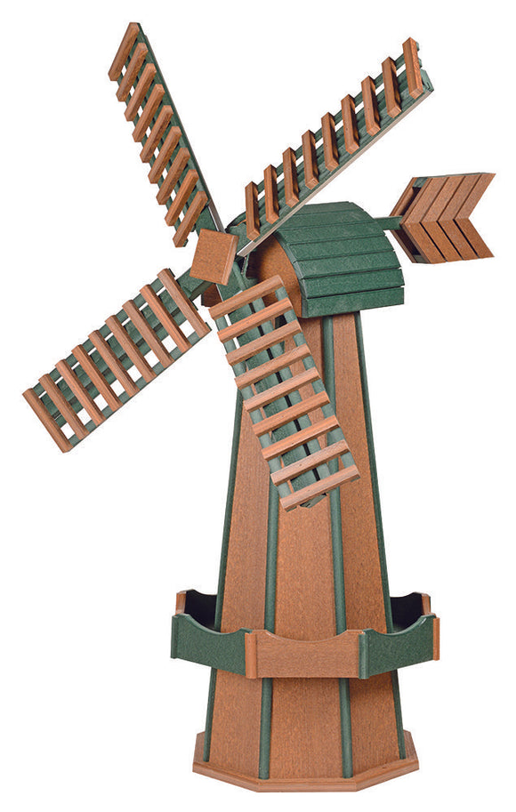 Amish Crafted Premium Poly Windmill-Large