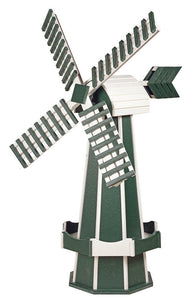 Amish Crafted Poly Windmill-Large