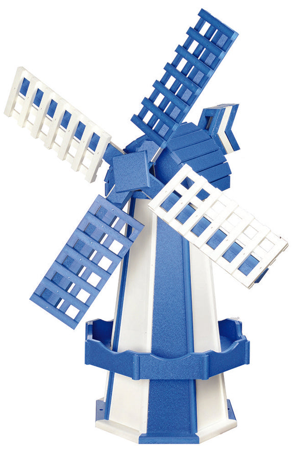 Amish Crafted Premium Poly Windmill-Medium