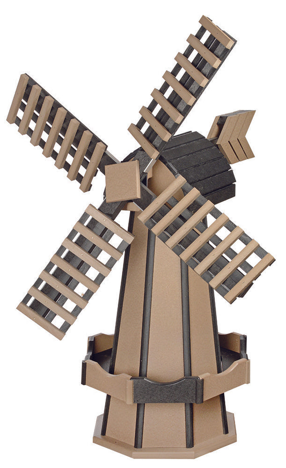 Amish Crafted Poly Medium Windmill