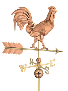 Amish Crafted North Fork/Hampton Series Weathervanes - Rooster 953P