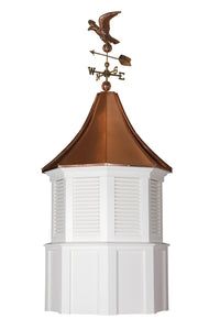 Amish Crafted Hampton Series Cupolas-Stanford