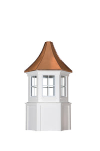 Amish Crafted Hampton Series Cupolas-Austin