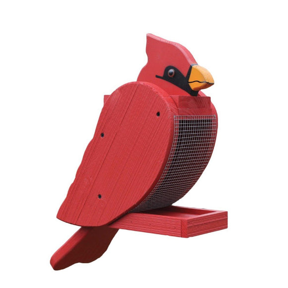 Amish Hand Crafted Feeder-Cardinal