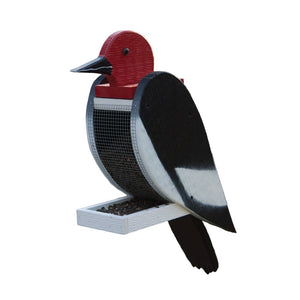 Woodpecker Bird Feeder