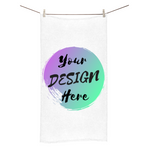 Custom Beach Bath Towel for personalizing Online with your Designs