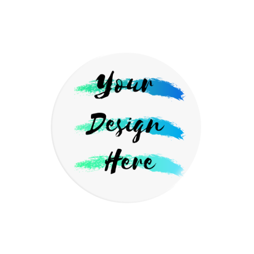 Popsocket Multi Function Cell Phone Stand-Personalize with your Designs