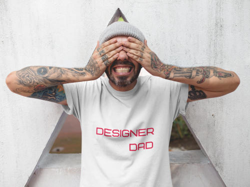 Designer Dad Shirt