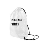 Drawstring Bag with name-Design a drawstring bag online free