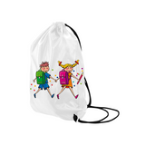 drawstring bag diy-Customize online free-design your own drawstring bag