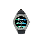 Custom Watch - Men's Analog Water Resistant Watch