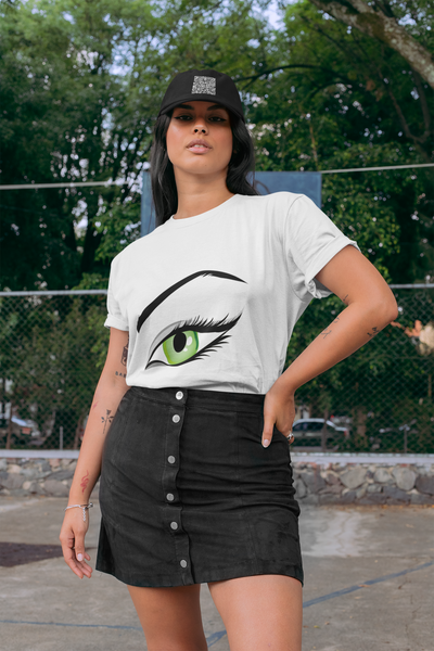 Green Eye Design T-Shirt