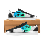 Unisex Vegan Custom Low Top Shoes