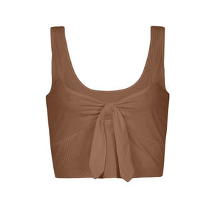 Brings All The Boys To The Yard Strapless Vest