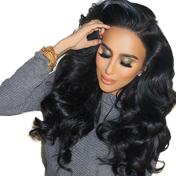 Body Wave Lace Front Human Hair